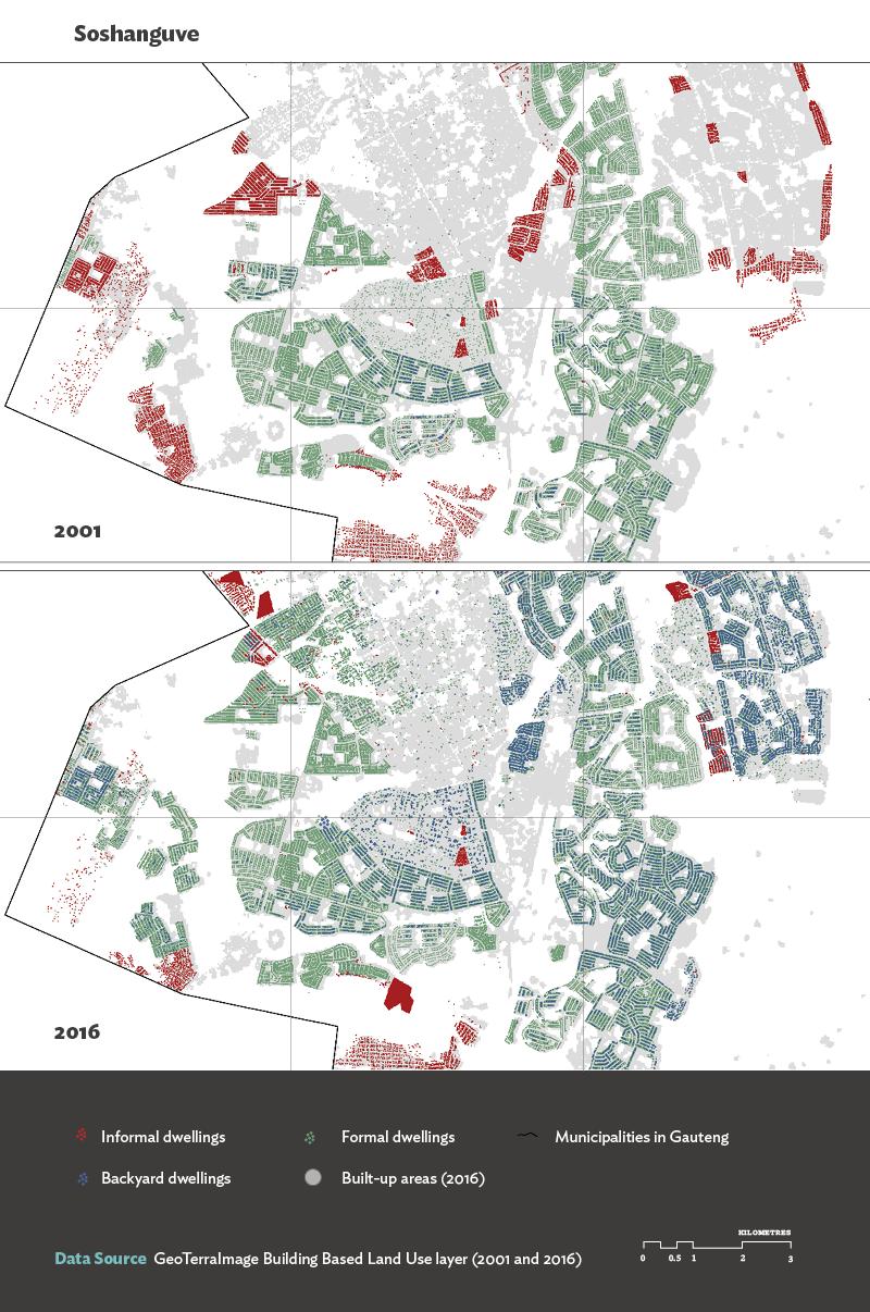 Supplementary web maps