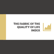 The fabric of the Quality of Life index